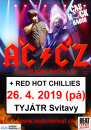AC/CZ (AC/DC tribute band) + Red Hot Chillies (revival)